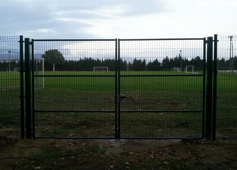 Puertas dos Hojas